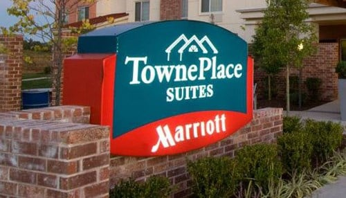 The hotel will be a TownePlace Suites, which is an extended stay brand of Marriott.