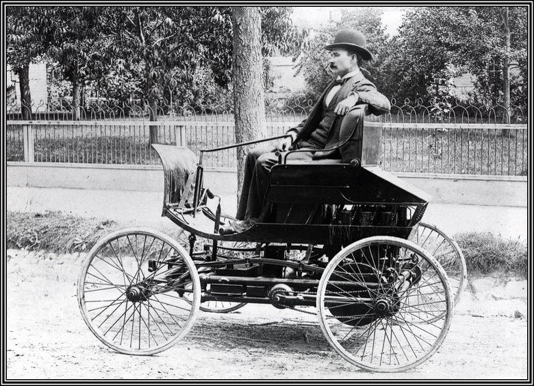 Haynes created America's first mechanically successful gas-powered automobile.