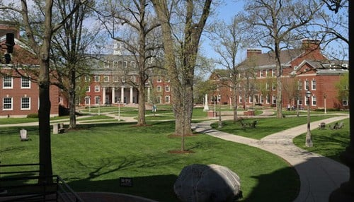 DePauw hopes to have a new president named in the early spring.