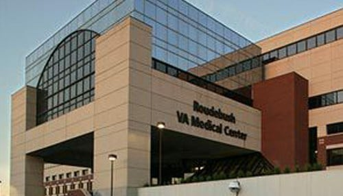 Indy is currently home to the Richard L. Roudebush Indianapolis VA Medical Center. (photo courtesy IU Health)