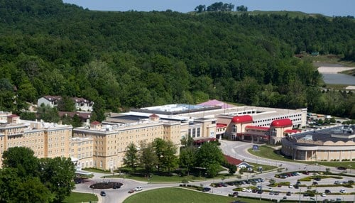 The French Lick Resort won the award for Best Social Media of a Historic Hotel.