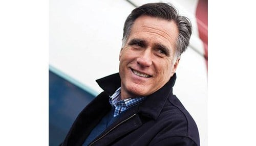 Courtesy: Mitt Romney Facebook Page