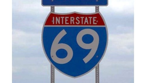 Indiana and Kentucky have also initiated a federally-required study on the I-69 corridor project.