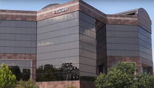 Allegient currently has more than 160 employees in Indiana.