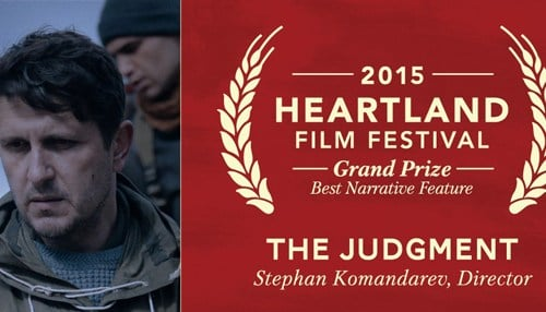 """One grand prize went to """"The Judgment,"""" directed by Stephan Komandarev."""