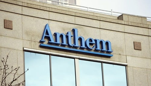 Anthem made the list for the first time in 2018.