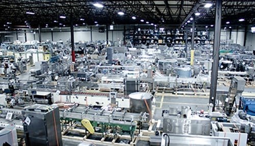SIGMA Equipment was founded in 2003 as SIGMA Packaging.