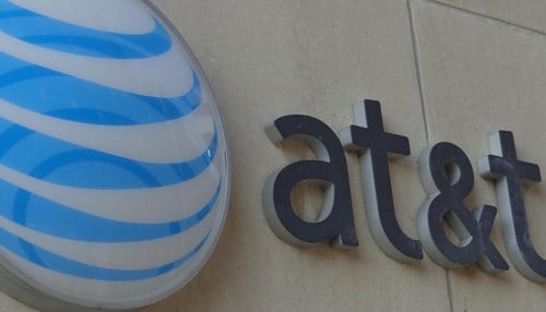 AT&T says ithired more than 300 Hoosiers in the first nine months of 2015.
