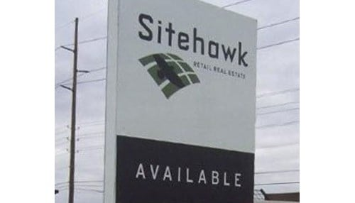 Sitehawk currently boasts a portfolio of approximately eight million square feet.