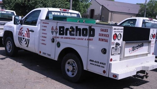 Brehob has seven locations throughout Indiana, Ohio and Kentucky.