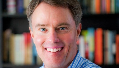 (Image Courtesy Joe Hogsett For Mayor Campaign) Democrat Joe Hogsett defeated Republican challenger Chuck Brewer in the Indianapolis mayoral election.