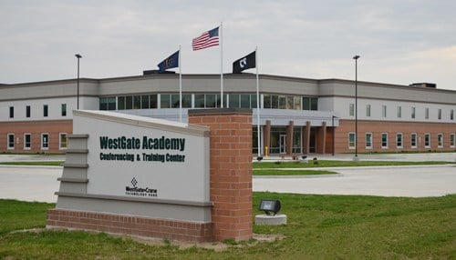 The ceremony will be held at the WestGate Academy Conferencing And Training Center.