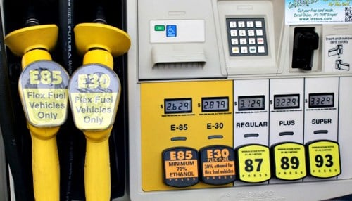 Currently 21 retailers in Indiana offer E15 fuel at the pump.