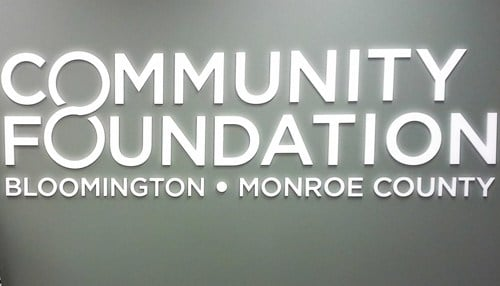 The Community Foundation of Bloomington and Monroe County is among the key players involved in the region-wide efforts.