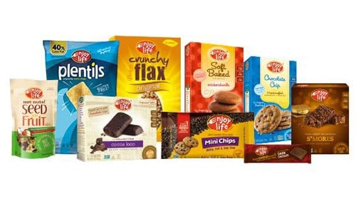 Enjoy Life Foods currently operates out of its Schiller Park, Illinois plant.