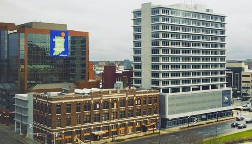 (Image Courtesy of Downtown Fort Wayne Inc.)