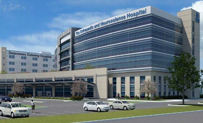 The Orthopedic and Neuroscience Hospital is expected to open in Spring of 2018.