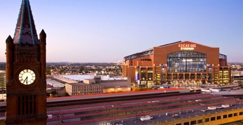(Image Courtesy of Lucas Oil Stadium)