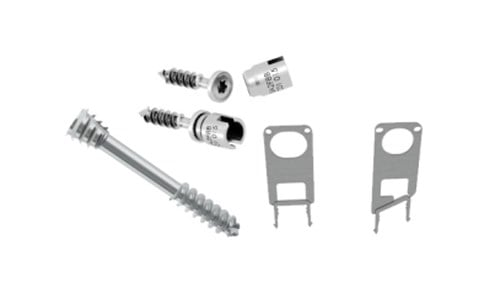 Nextremity makes foot and ankle implant systems.