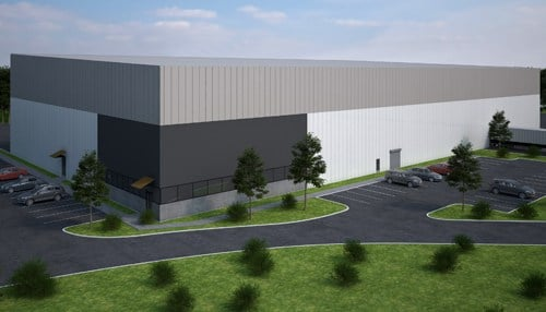 Rendering Courtesy: Jackson County Industrial Development Corp.