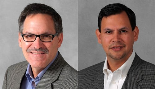 Voorhorst (left) and Gonzalez (right) previously served as OrthoWorx council members.
