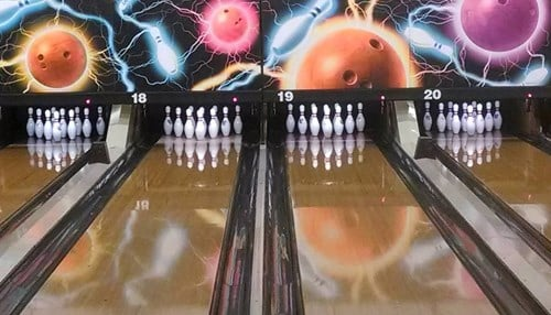 The events will take place at the Chippewa Bowl on weekends through the first weekend in May.