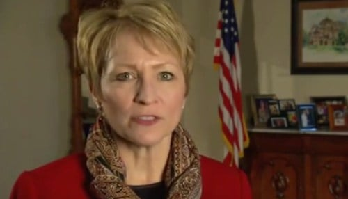 Ellspermann is the state's 50th lieutenant governor.