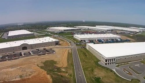 America Place Currently Has An Industrial And Warehouse Park At River Ridge  Commerce Center.