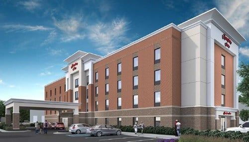 The Hotel Is Scheduled To Open In Spring Of 2017