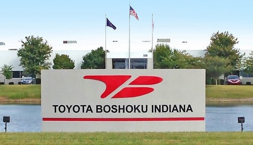 Toyota supplier adding indiana jobs inside indiana business for Toyota motor manufacturing indiana inc princeton in