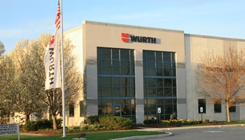 Wurth Service Supply : Wurth to break ground on new hq inside indiana business
