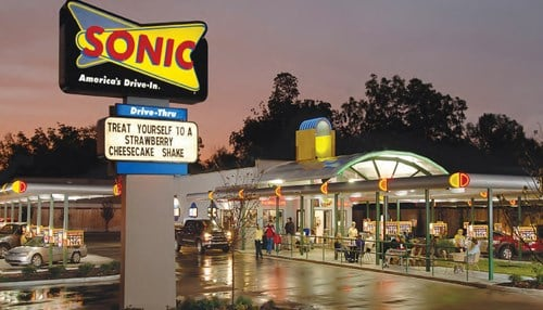 Sonic Restaurant Locations In Ma