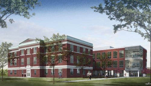 Franklin College Indiana >> Franklin College Science Center To Serve Future Of Industry