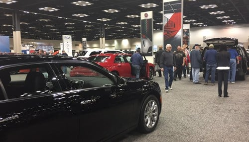 Indy Auto Show Is Back Inside INdiana Business - Car show in indianapolis this weekend