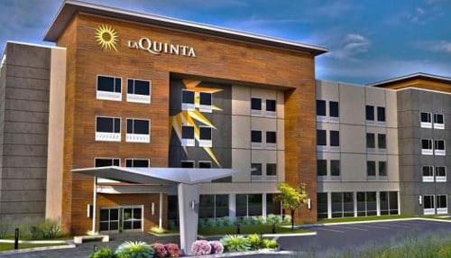A Rendering Of La Quinta Inns And Suites Hotel Was Included In Doents Filed With