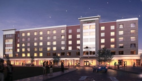 The New Hotel Will Open Next Tuesday