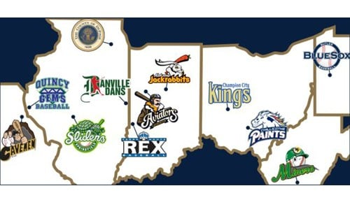 prospect league schedule released inside indiana business