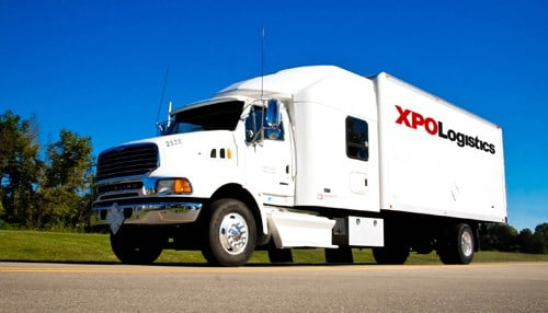 XPO Logistics employs over 1,500 workers in Indiana.