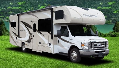 The new facility will be dedicated to production of Quantum Class C motorhomes.