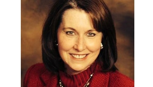Shelley Huffman previously served as a governor's fellow to the Commission for Higher Education.