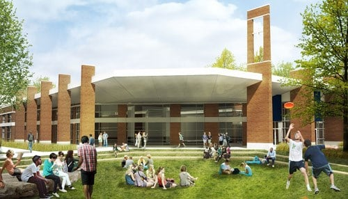 Marian hopes to construct several new facilities upon hitting the $30 million goal.
