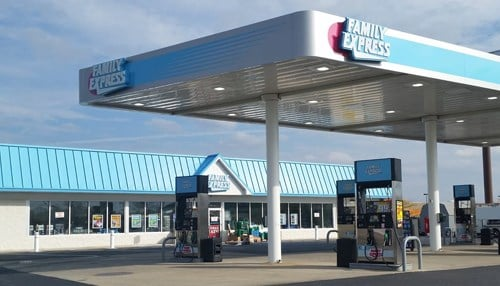 Family Express was founded in Valparaiso and has more than 60 locations.