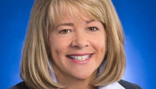 Connie Bond Stuart will serve as chair of the chamber's board of directors for 2018.