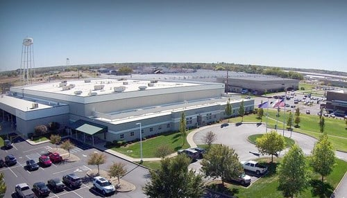 The Jeffersonville plant will be located at the River Ridge Commerce Center.