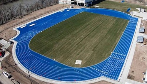 The summer games will take place at Indiana State University.