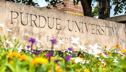 The technology was developed at Purdue University and the University of Notre Dame.