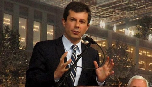 South Bend Mayor Pete Buttigieg's office is helping to coordinate the effort.