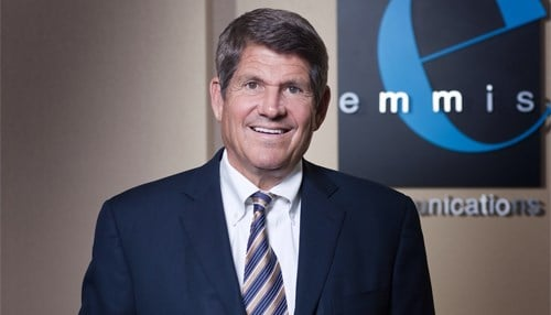 Jeff Smulyan is CEO of Emmis Communications.
