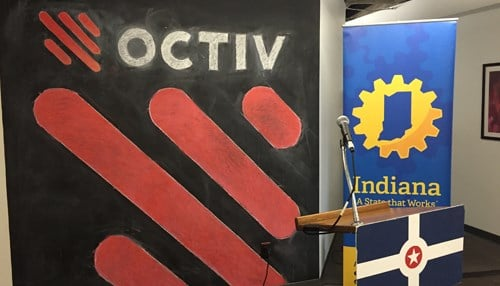 OCTIV is the company formerly known as TinderBox.