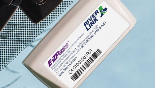 Drivers can set up accounts to get a transponder for their vehicle.